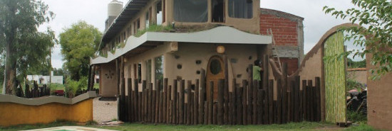 Cabaña Akapacha eco - cabañas - Chascomús
