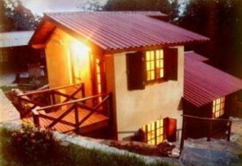 Cabaña Cabañas Ruca Alihuen - La Cumbrecita