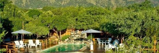 Cabaña Rincón de los Troncos - Merlo
