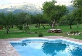 Cabaña Cabaña La Campestre - Carpintería