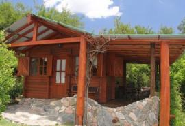 Cabaña Quechalen- Cabañas y posada de montaña - Carpintería