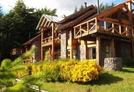 Cabaña Colina del Manzano - Villa la Angostura