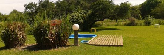 Cabaña La Rinconada, casona de campo - Punta Indio