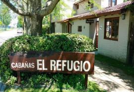 Cabaña Cabañas El Refugio - Chascomús