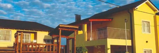 Cabaña Apartamentos Barranca de Termas - San José