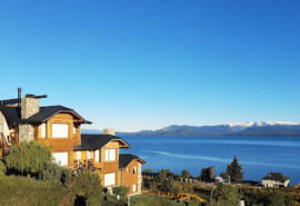 Cabaña Cabañas Chesa Engadina - Bariloche