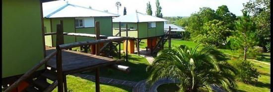 Cabaña Agua Verde - San Pedro
