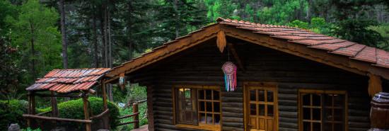 Cabaña Cabañas La Cumbrecita Waldhuetten - La Cumbrecita