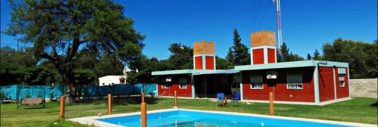 Cabaña San Luis Nogolí Cabaña Las Higueras - Potrero de los Funes