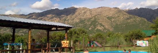 Cabaña Namaste casa de Descanso y salud - Merlo