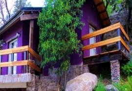 Cabaña Cabañas Sierra Verde - Potrero de los Funes