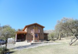Cabaña Cabañas Mis Abuelos - Las Cortaderas