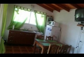 Cabaña  Cabaña La estancia - Tanti