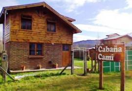 Cabaña Cabaña Cami - El Hoyo