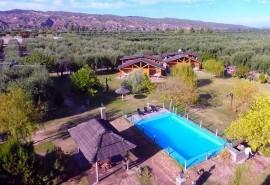 Cabaña Lunlunta - Mendoza - Capital