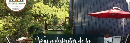 Cabaña Alpinas del Parque - General Belgrano