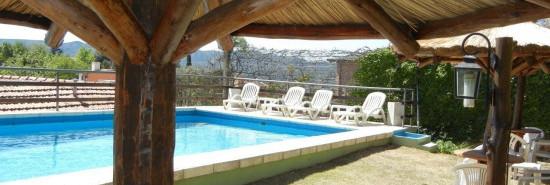 Cabaña Cabañas X Sierras - Villa Carlos Paz
