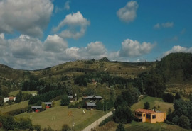 Cabaña Luna Lunera - Tandil