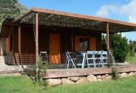 Cabaña Piedra Naranja - Laguna Brava