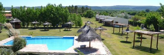 Cabaña El Gran Chaparral Hotel - Cabañas - Mina Clavero