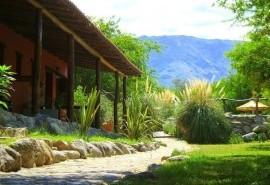 Cabaña Antahkarana - Las Cortaderas