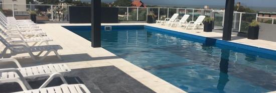 Cabaña Duplex tipo loft 2 Ambientes con Cochera  - Valeria del Mar