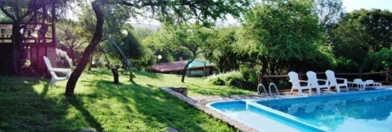 Cabaña Cabañas La Loma - Villa Animí
