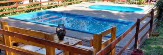 Cabaña Las Pinochas - Villa Ventana