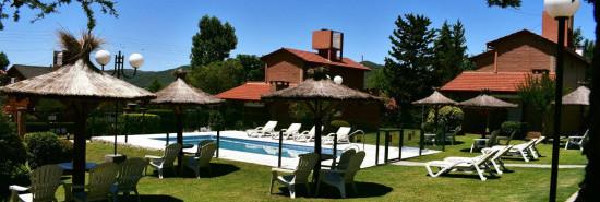 Cabaña Fazendasolares - Villa Carlos Paz