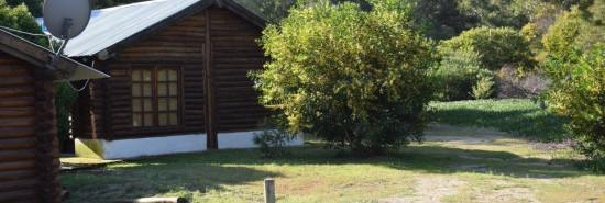 Cabaña Cabañas Causas y Azares - Monte Hermoso