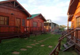 Cabaña Cabañas Jardines de Gretau - San José