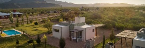 Cabaña EcoNature - San Rafael y Valle Grande