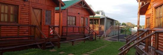 Cabaña Cabañas Jardines de Grateau - San José