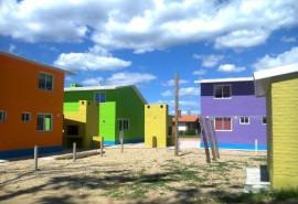 Cabaña Las Casas de Colores - La Paloma