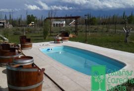 Cabaña Cabañas Cosecha Tardia - San Rafael y Valle Grande